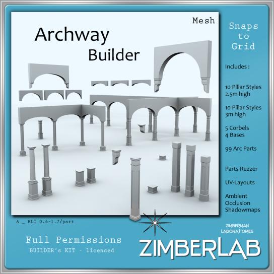 ZimberLab Archway A